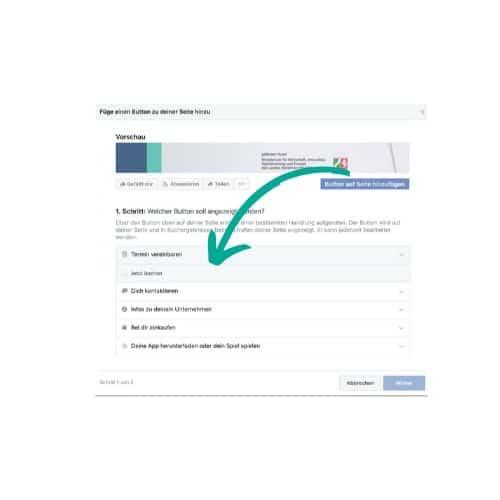 facebooktermin buchen